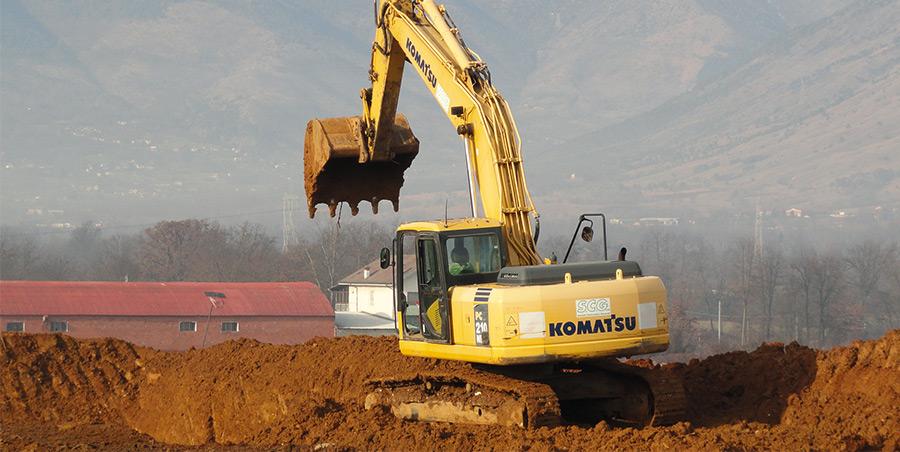 impresa scavi demolizioni torino