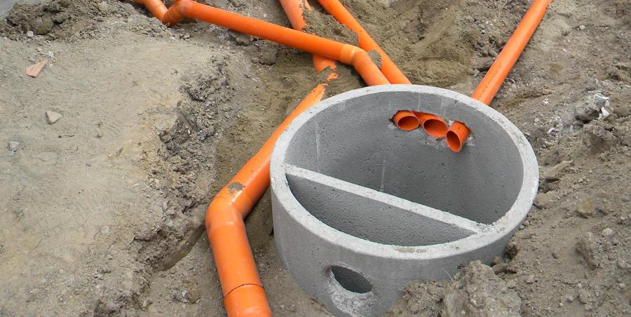 scavi fognature torino